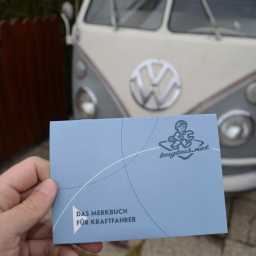 drivers logbook - vw splitbus - bugbus.net