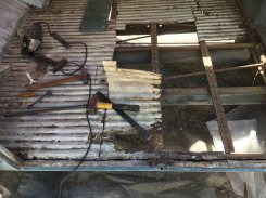 vw-splitbus-t1-removing-cargo-floor