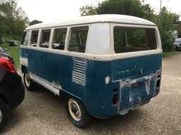 1967 VW Bus - soon receiving new paint