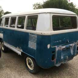 1967 VW Bus - soon receiving new paint