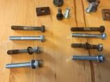 replace-old-rusty-screws-vw-splitbus-1967-bumper