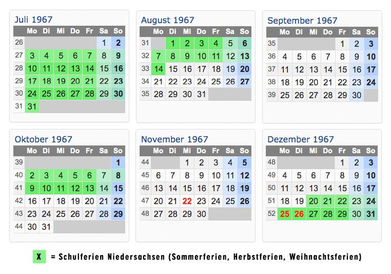 Kalender1967-DE