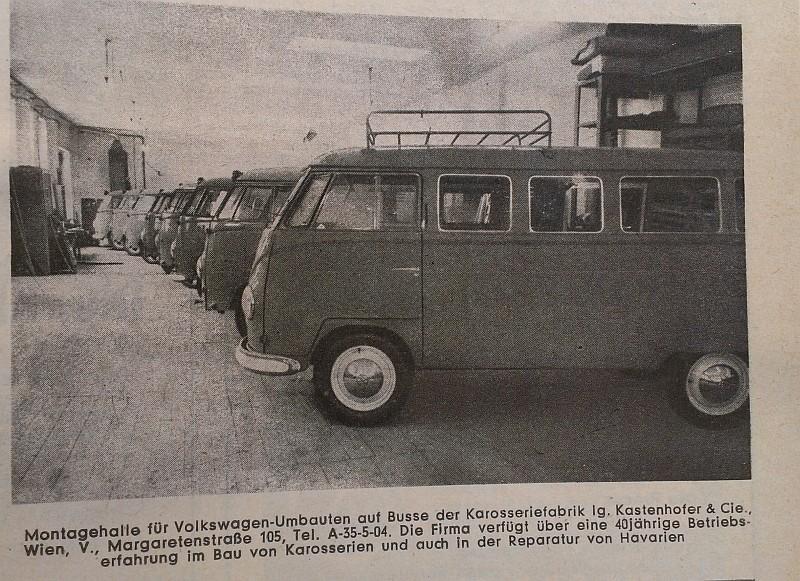 1953-Werbung-Karosseriefabrik-Kastenhofer-Wien-VW-Bus