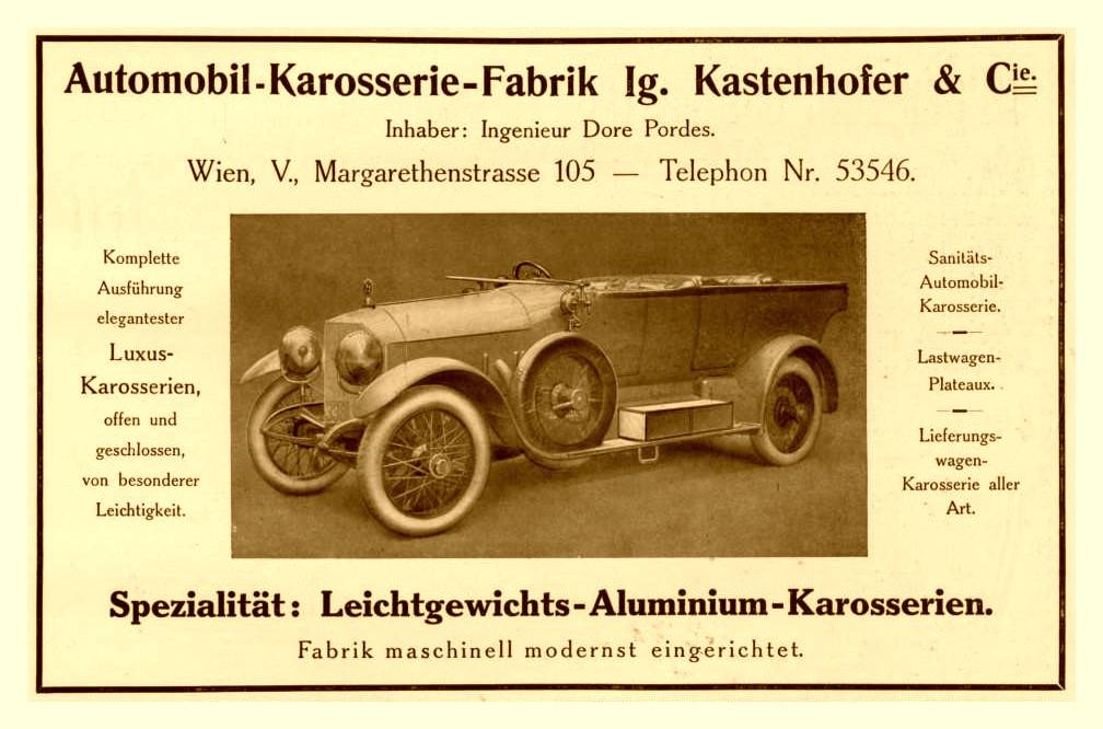 Kastenhofer-Karosseriebauer-Wien-Werbung-1917