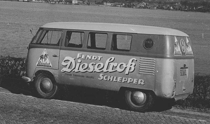 Fendt-Dieselross-1950-Volkswagen-T1-Bus