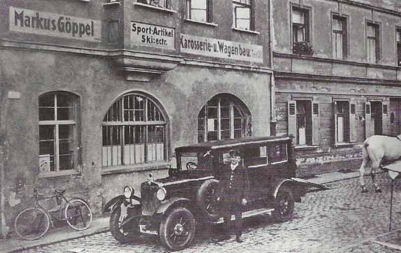 Goeppel-Karosseriebau-Anfaenge-Augsburg-Thaele